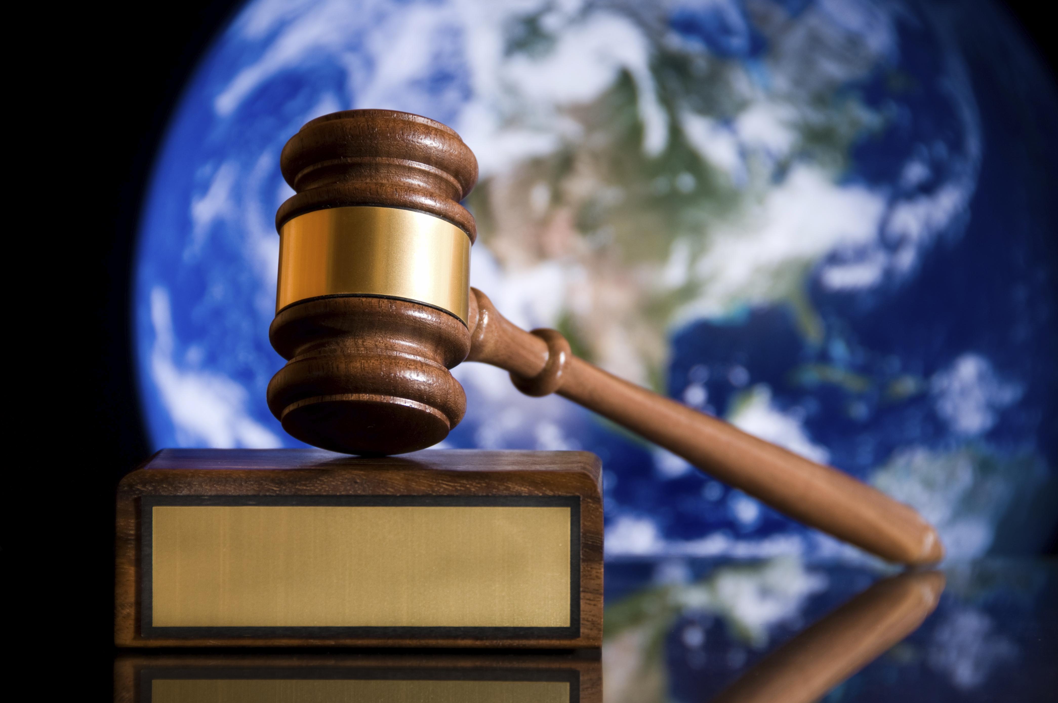 Leyes Internacionales